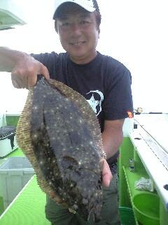 今日は外川でヒラメ釣り?